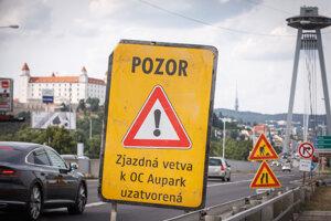 Plánované ukončenie rekoštrukčných prác je 28. júla