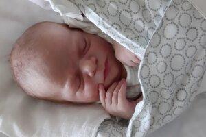 Mia Sophia Minorová (3600 g, 51 cm) sa narodila 5. júla Lenka a Jánovi z Nemšovej.