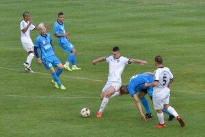 FK Nitra - Vion Zlaté Moravce.