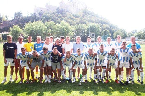Starší dorastenci FC Nitra U19.