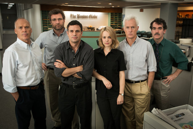 Snímka Spotlight získala Oscara za najlepší film.