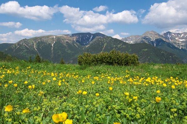 Sivý vrch a Babky