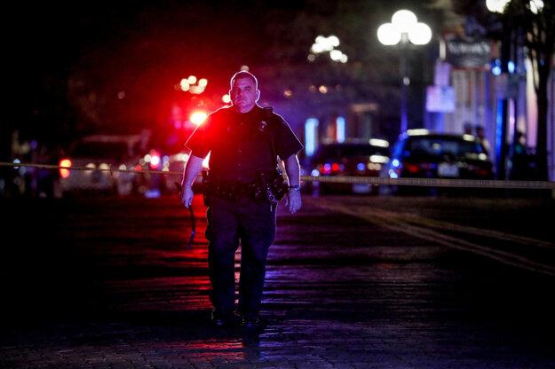 Streľba v Ohio je druhou masovou streľbou v USA za posledných 24 hodín.