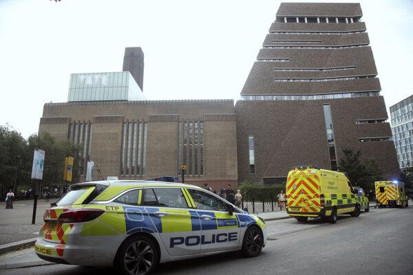 Angličan zhodil chlapca zo strechy múzea zámerne, aby sa zviditeľnil