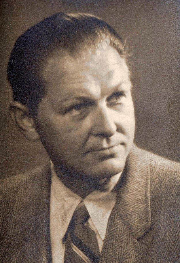 Ján Hajduch (18. 3.1906 – 4. 8. 1972)