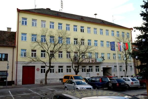 Mestský úrad Pezinok - ilustračné foto.