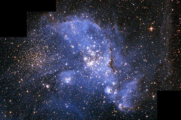 Malé galaxie do modelu nesedia.