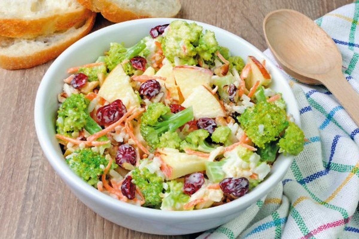 Brokolicovo jablkov al t for Cenas rapidas y economicas
