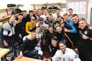 Košickí hokejisti hrali v Pardubiciach útočný otvorený hokej, vďaka ktorému dokázali súperov zdolať.