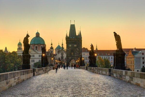 Karlov most v Prahe