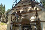 Kaplnka prešla ďalšou rekonštrukciou.