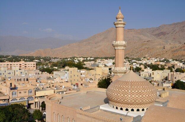 Nizwa patrí medzi klenoty Ománu