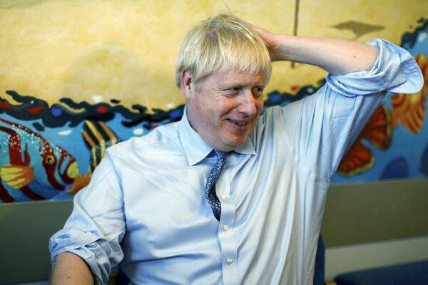 Johnson odmietol zvolať parlament po tom, čo unikol dokument o brexite