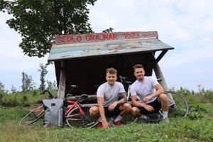 Bratia Pavol a Patrik Vaškovci.