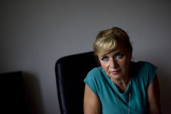 Mária Lévyová, prezidentka z Asociácie na ochranu práv pacientov SR, zdôrazňuje, že pacientov s psychiatrickými diagnózami pribúda.