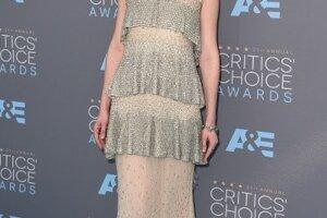 Kirsten Dunstová v Chanel Couture