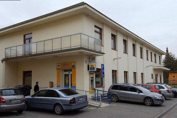 Pošta v Kysuckom Novom Meste