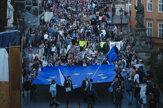 Pochod v centre Prahy pripomenul augustové udalosti