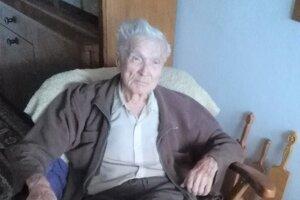 Ondrej Kučera má 91 rokov, keď mal pätnásť, fašisti ho odvliekli do Nemecka.