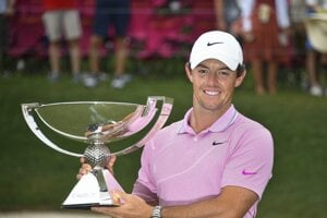 Rory McIlory.