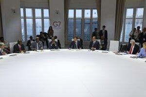 Lídri G7 sa dohodli aj na podpore zalesňovacieho plánu, ktorý zverejní OSN v septembri.