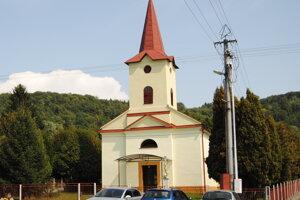 Kostol v Turanoch nad Ondavou.