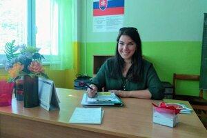 Marianna Jančurová bude od septembra triednou učiteľkou prváčikov.