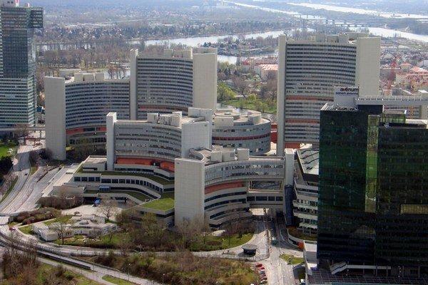 Sídlo organizácie v rakúskej Viedni.