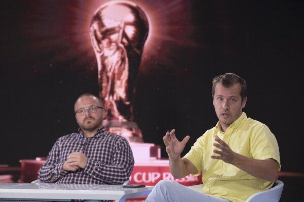 Matej Hajko (vpravo).