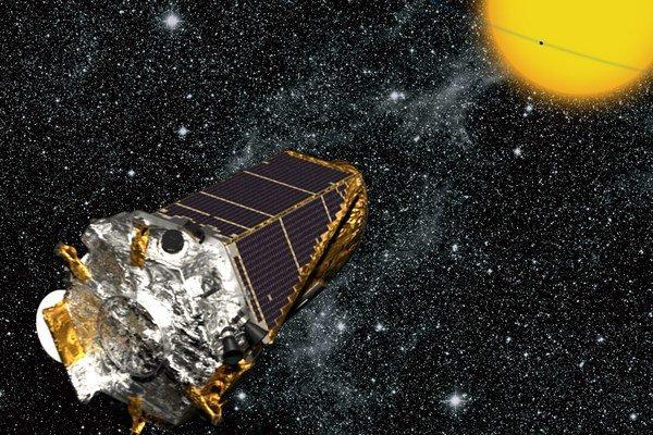 Kozmický ďalekohľad Kepler vystopoval množstvo planét.