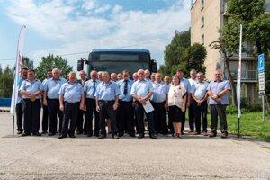 Vodiči, ktorí najazdili bez nehody tisíce kilometrov.