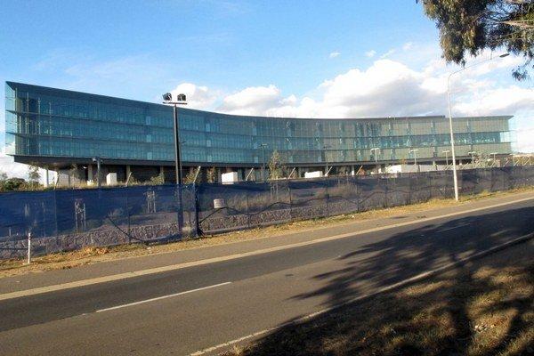 Nové sídlo austrálskej tajnej služby v Canberre majú Číňania prebádané ešte pred jeho otvorením.