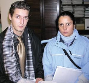 miroslam môcik a jeho bývalá manželka martina môciková