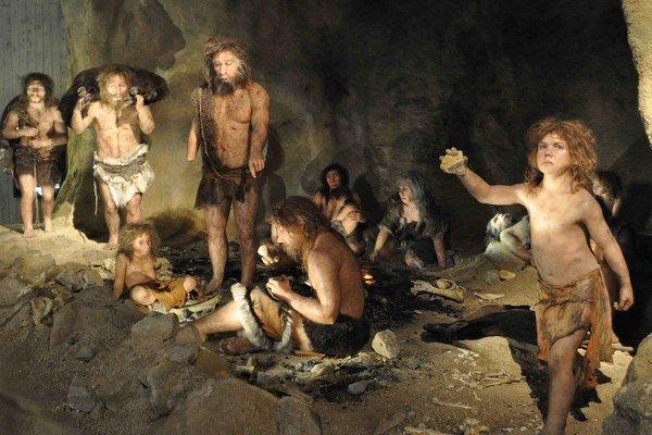 Vykopávky naznačujú, že neandertálci sa nebáli ani morí.