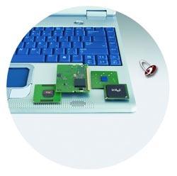 foto - intel: wifi rozhranie je dnes už štandardnou výbavou takmer každého notebooku.