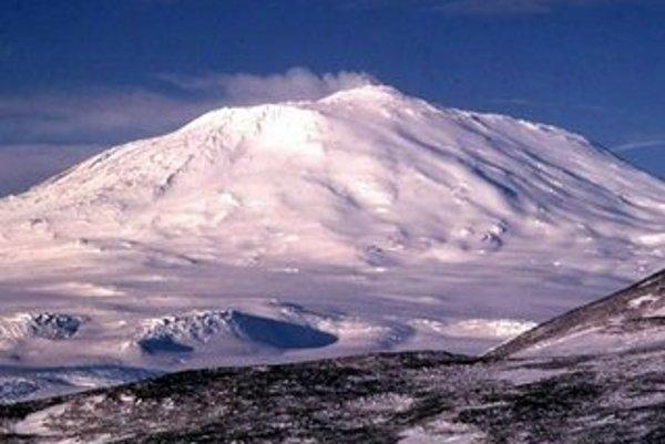 Antarktída môže ukrývať metán.