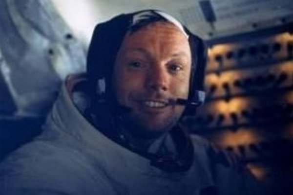 Neil Armstrong.