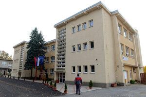 Základná škola v Budimíre.