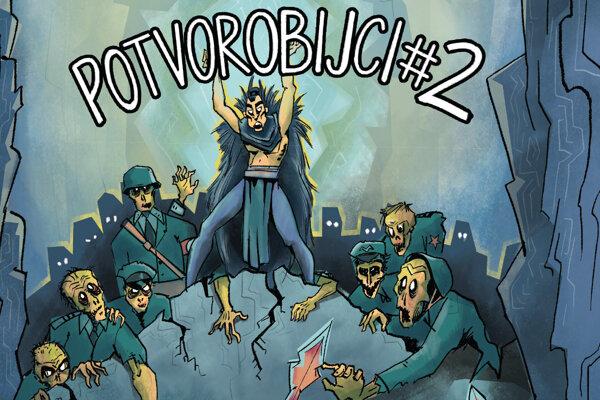 Marián Kubicsko: Potvorobijci 2 (Hydra 2019)
