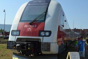 Vlak pre ľudí.