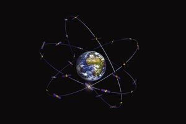 Polohu v rámci systému Galileo budeme poznať vďaka 27 satelitom.