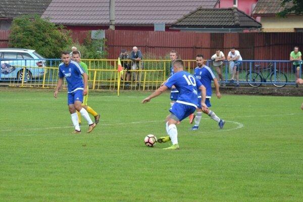 Domaniža po úspechoch v pohári túžila vyhrať aj v lige.
