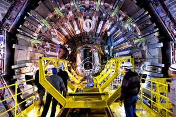 Po zimnej prestávke hadrónový urýchľovač znovu spustia.