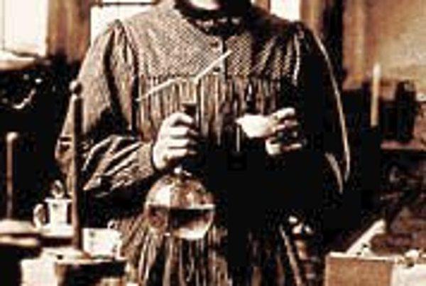 Maria Curie-Sklodowska.