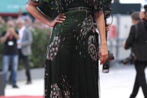Herečka Laura Dern.