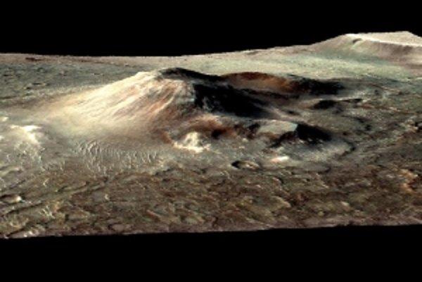 Ak vôbec na Marse život bol, zrejme to bolo veľmi dávno.