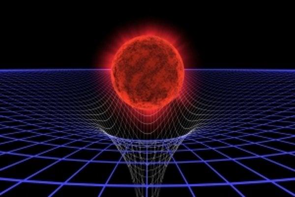 Teória relativity nefunguje len vo hviezdach v kozme. Ale aj u nás doma.