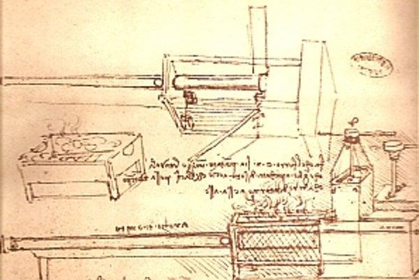 Pri nákresoch parného dela sa na Archimeda odvolával už Leonardo da Vinci. Slávny vynálezca ním mohol bojovať proti snahe Rimanov dobyť jeho mesto. Archimedes je pritom známy nielen ako šikovný vynálezca, ale aj autor mnohých  hypotéz a teórií.