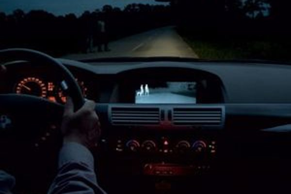 BMW Nigth Vision