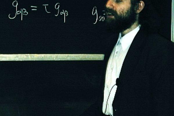 Grigorij Perelman.